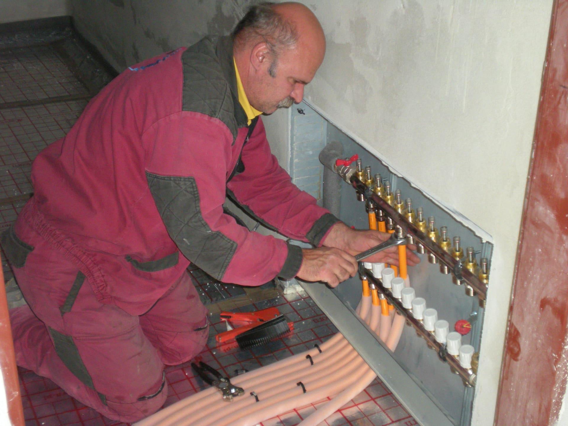 Instalatér Znojmo 20